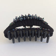 "No Slip 4"" Large Hair Clip Claw - Black"
