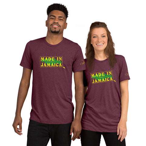 Made in Jamaica (Unisex Tri-Blend)