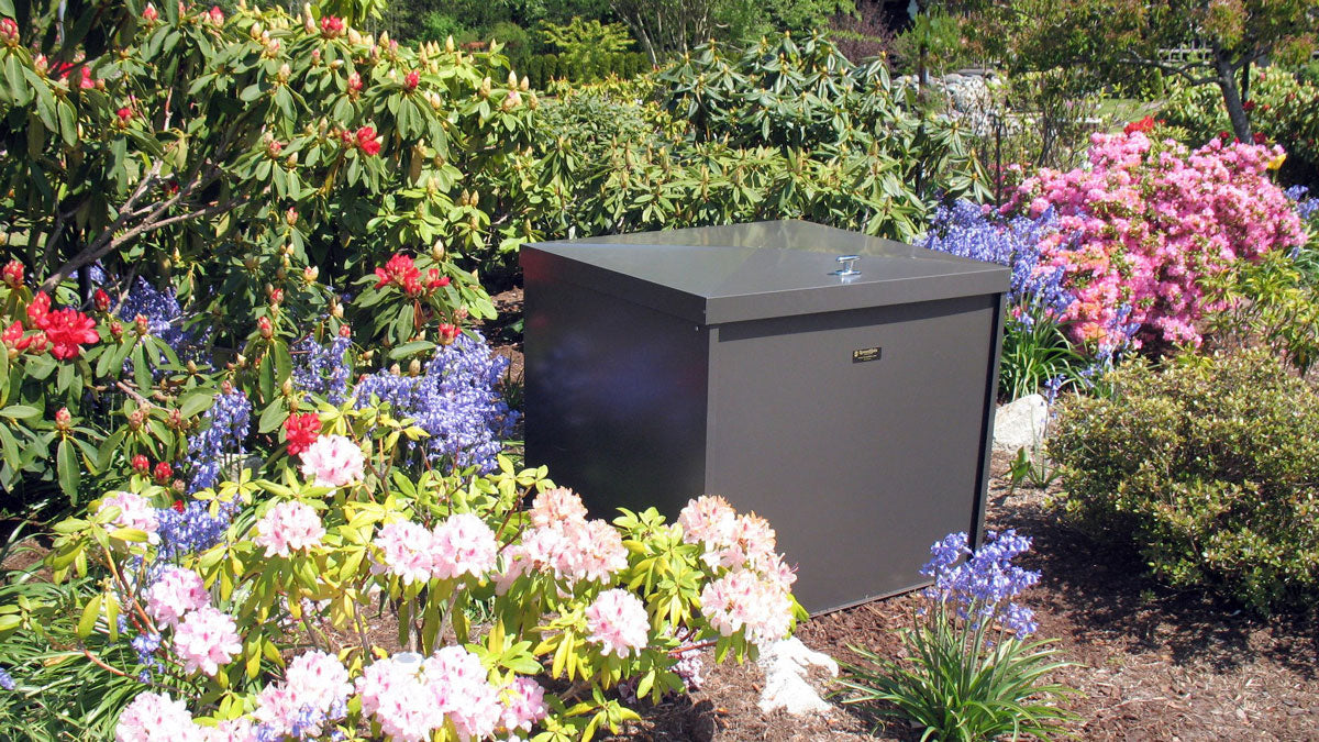 What's best: Sun or shade for your composter?