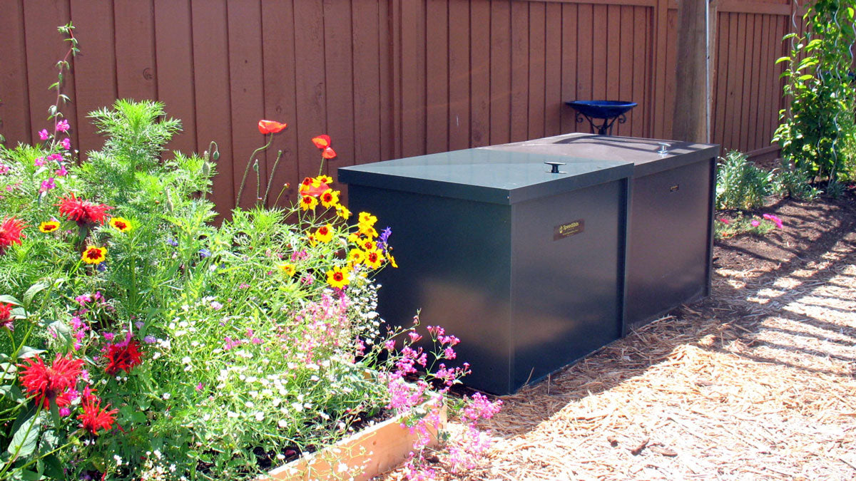 Put your composter on Earth!