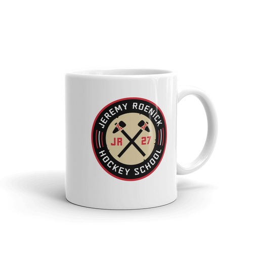 JR Hockey School Coffee Mug
