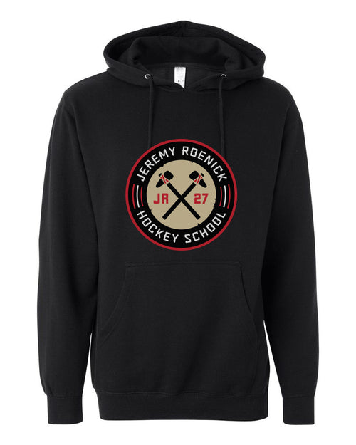 JR Hockey School Hooded Sweatshirt (Black) - Chicago
