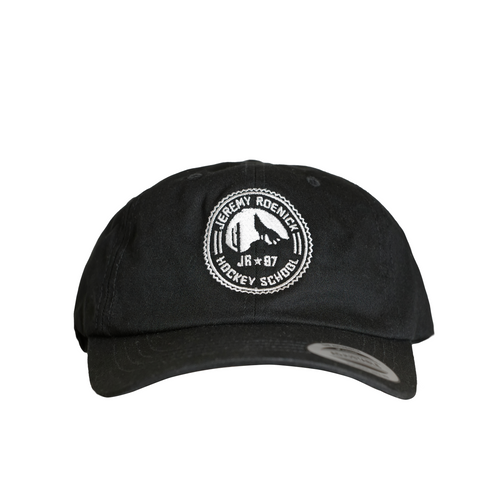 JR Hockey School Hat - Arizona Black Dad Hat