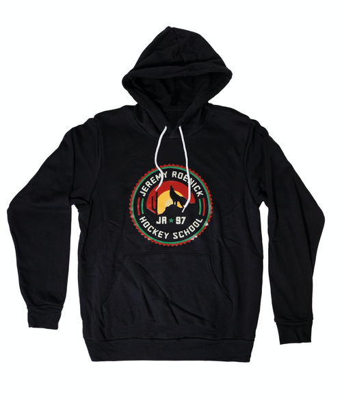 JR Hockey School Sweatshirt (Black) - Arizona