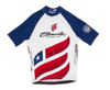 Team Captain America Zip-Up Jersey