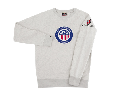 Crank & Stripes Sweat Shirt