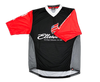 All Mountain Black/Red Jersey