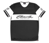 Technical Black & White Jersey