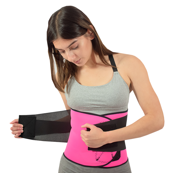 31722d796 Compression Reductive Waist Trainer reduces inches and eliminates toxins  through perspiration. neosports miami size chart