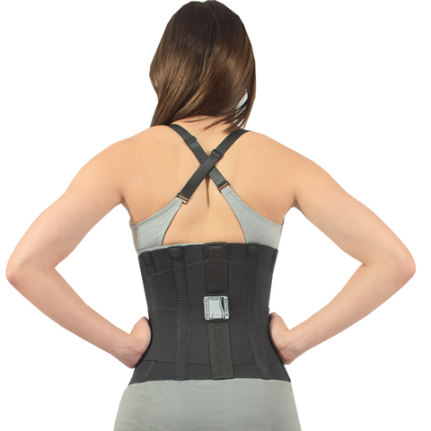 Compression waist trainer improve posture