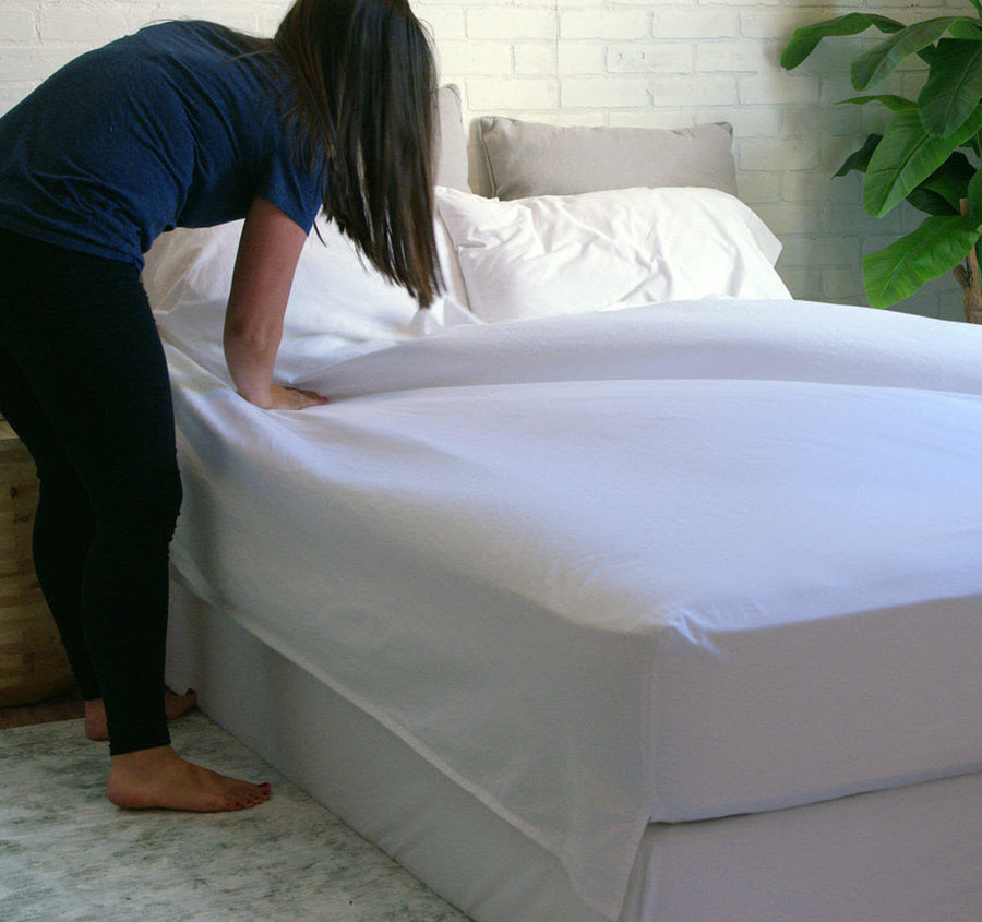 Make Your Bed in Seconds