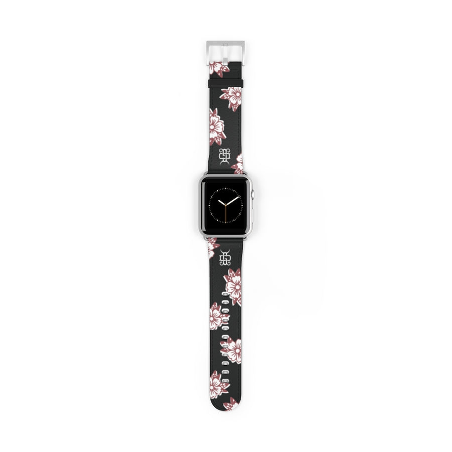 Rose Apple Watch Band