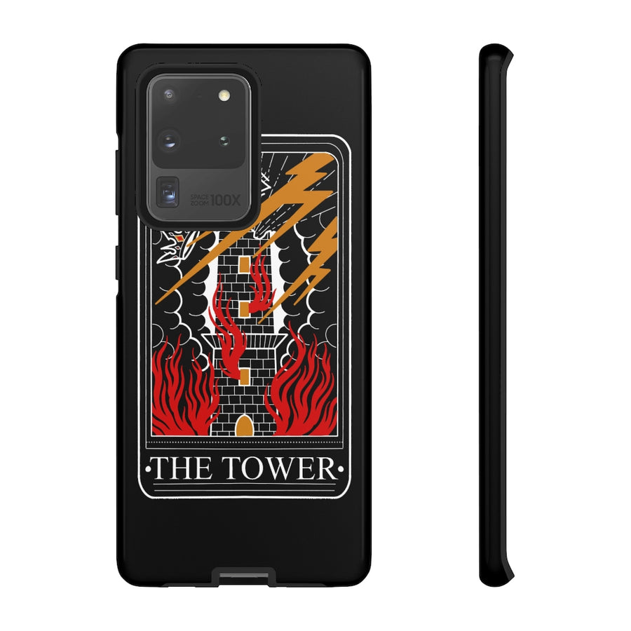 The Tower Card Phone Case