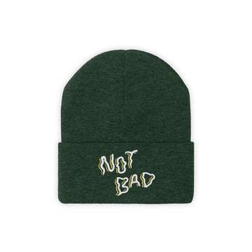 Not Bad Knit Beanie