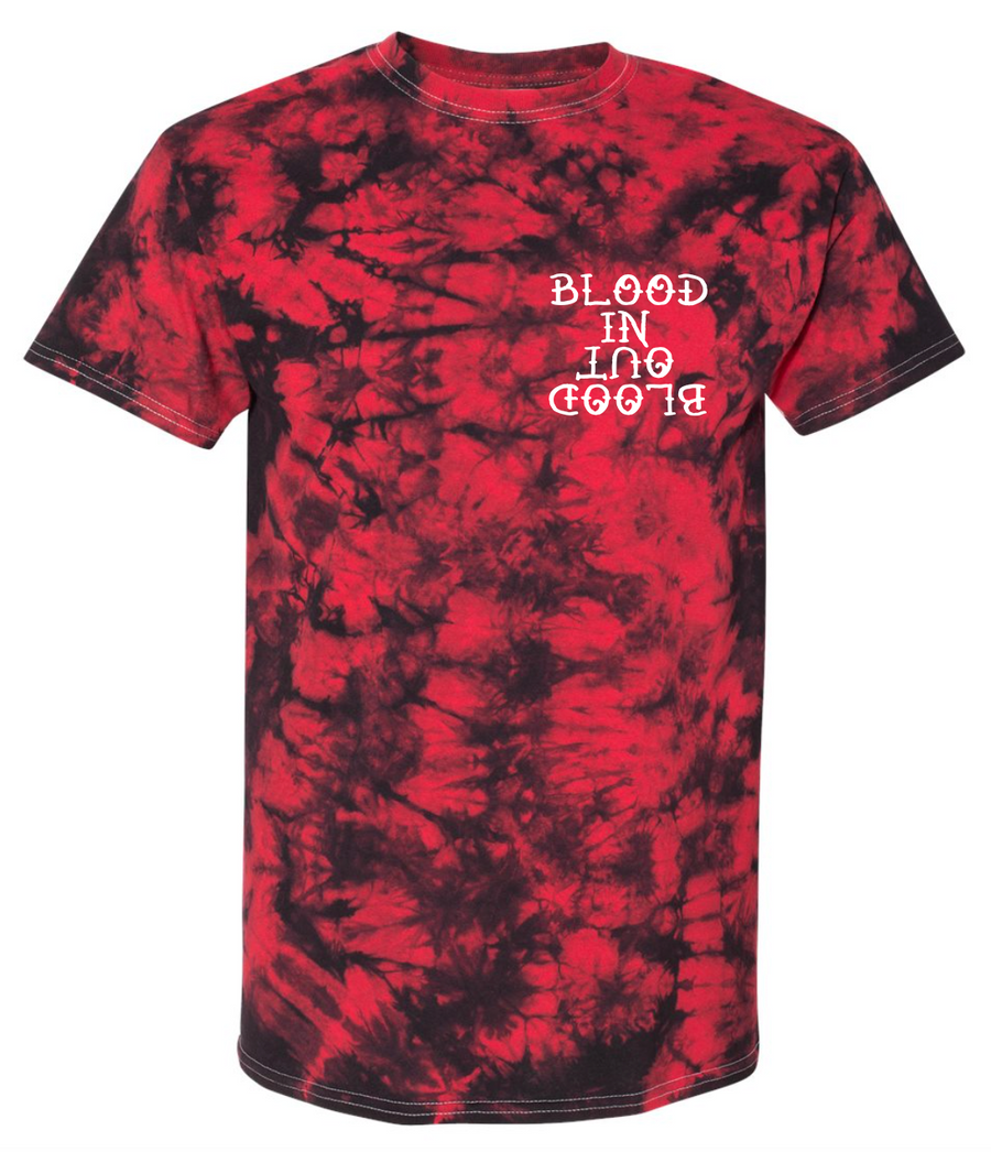 Blood In Shirt - JBRD