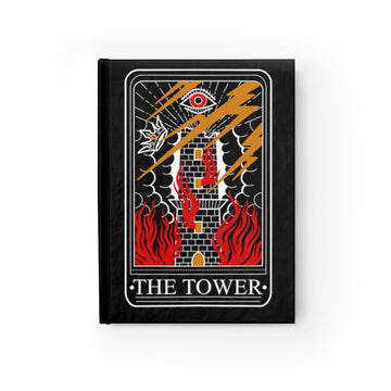 The Tower Card Sketch Pad