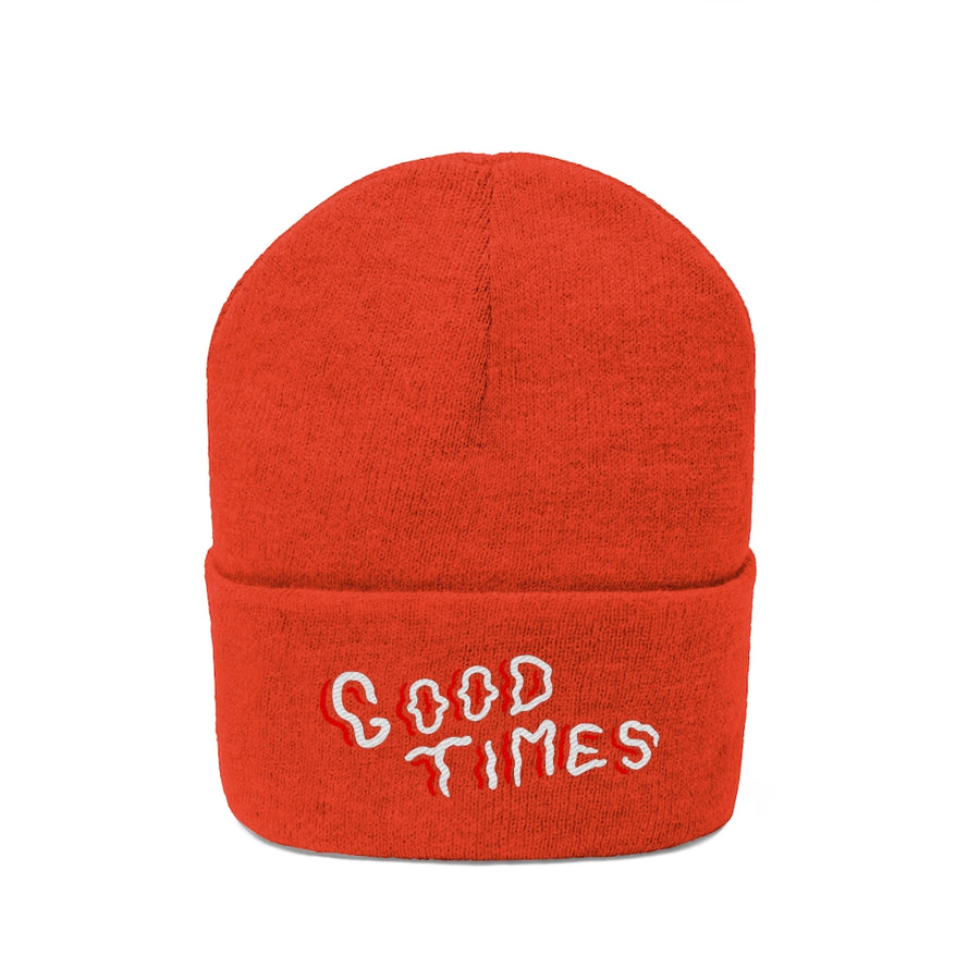 Good Times Knit Beanie