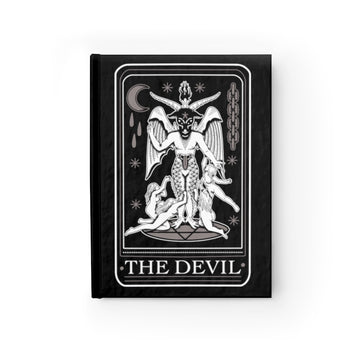 The Devil Card Sketch Pad