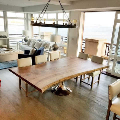 Custom Reclaimed Wood Tables NYC