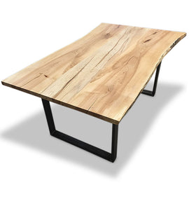 Bird Island Live Edge Table