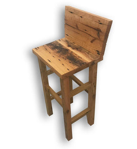 Suffolk Stool | Lighthouse Woodworks