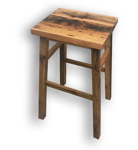 Essex Stool | Lighthouse Woodworks