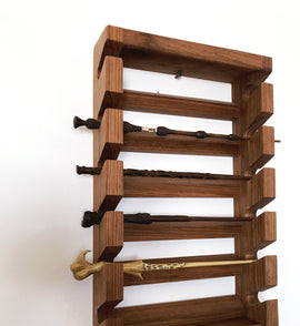 Harry Potter Wand Holder | Lighthouse Woodworks