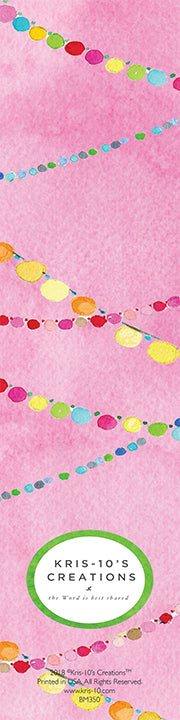 Faith Hope Love Bookmark