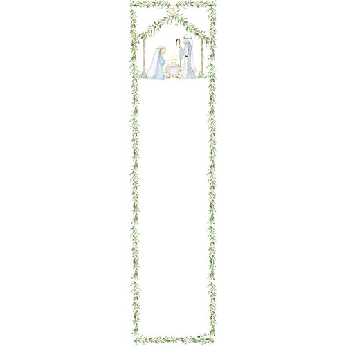 NEW! Peaceful Nativity Bookmark