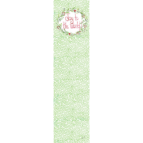 Joyful Garland Bookmark