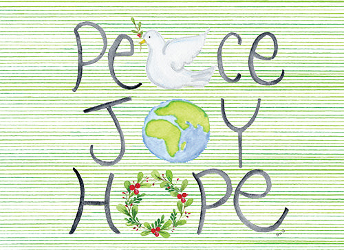 Peace on Earth Cards