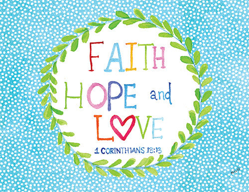 Faith Hope Love Boxed Notes