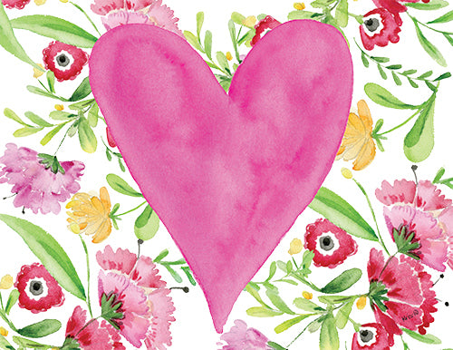 NEW! Heart Blossoms Boxed Notes