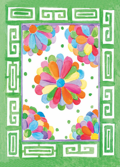 Green Border Congratulations (closeout)