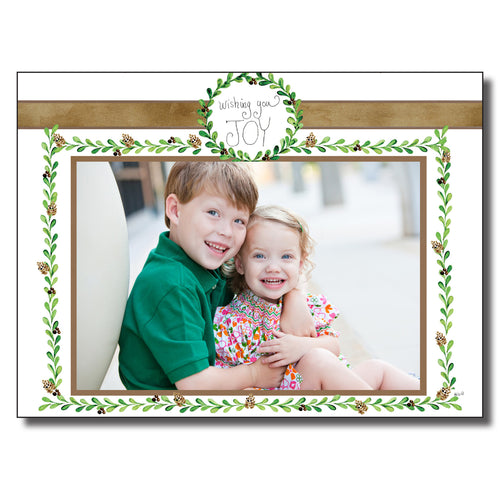 JOYful Wreath Cards