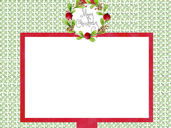 Pomegranate Ribbon Cards
