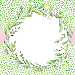 Rejoice Wreath Gift Tags