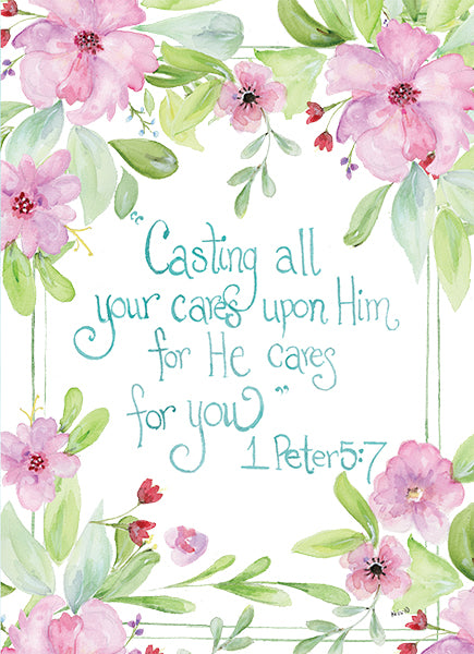 Casting All Your Cares...
