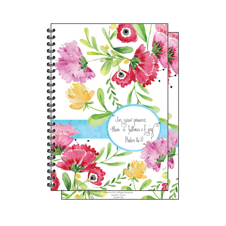 NEW! Joyful Blossoms Journal