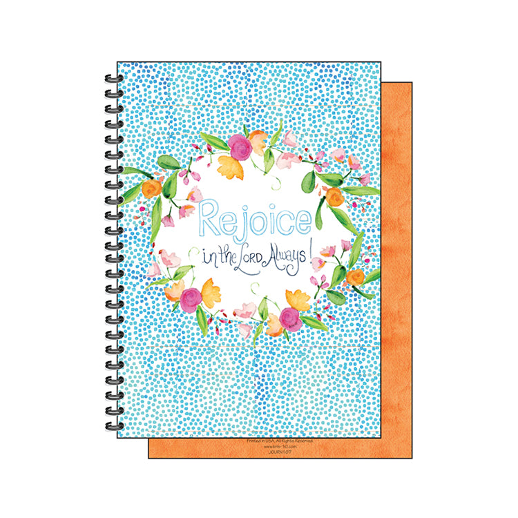 NEW! Rejoice Journal