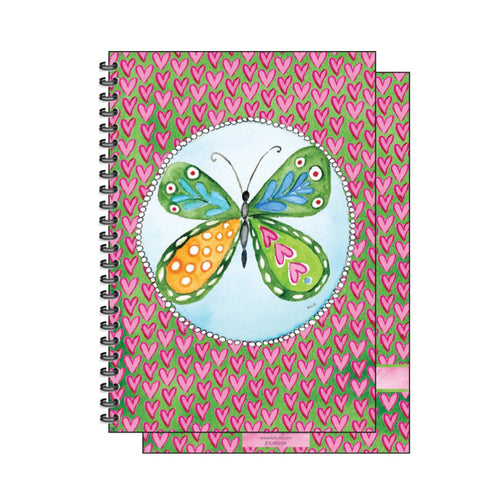 Butterfly Heart Journal
