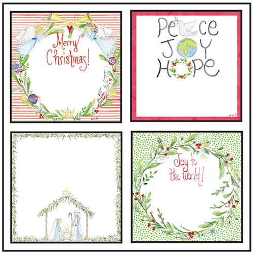 Peace on Earth Sticker Pack