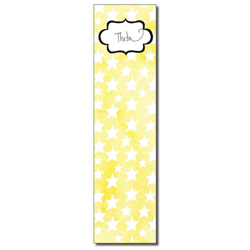 Kappa Alpha Theta Bookmark