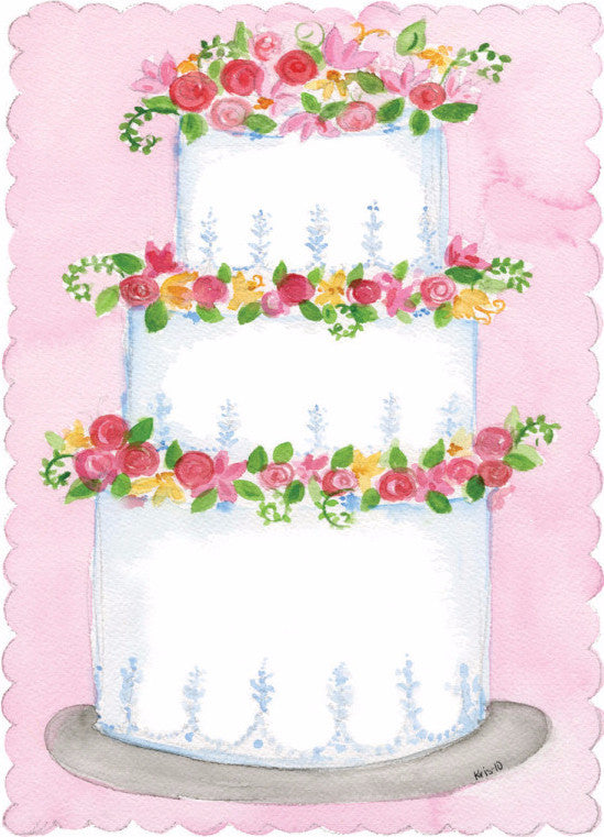 Wedding Cake (closeout)