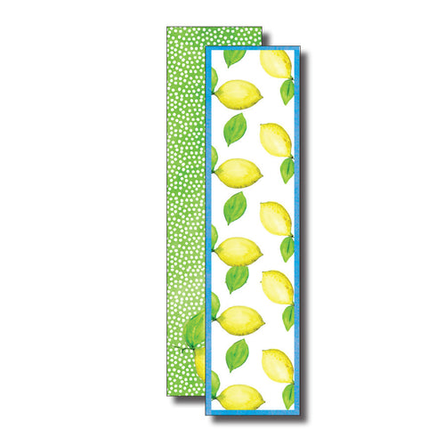 Yellow Lemons Bookmark