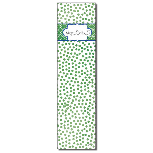 Kappa Delta Bookmark