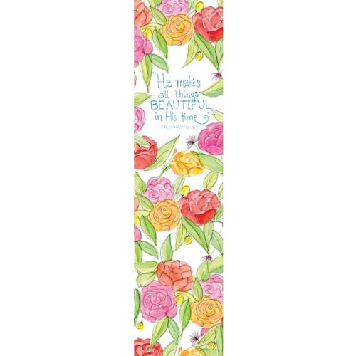 Bright & Beautiful Bookmark