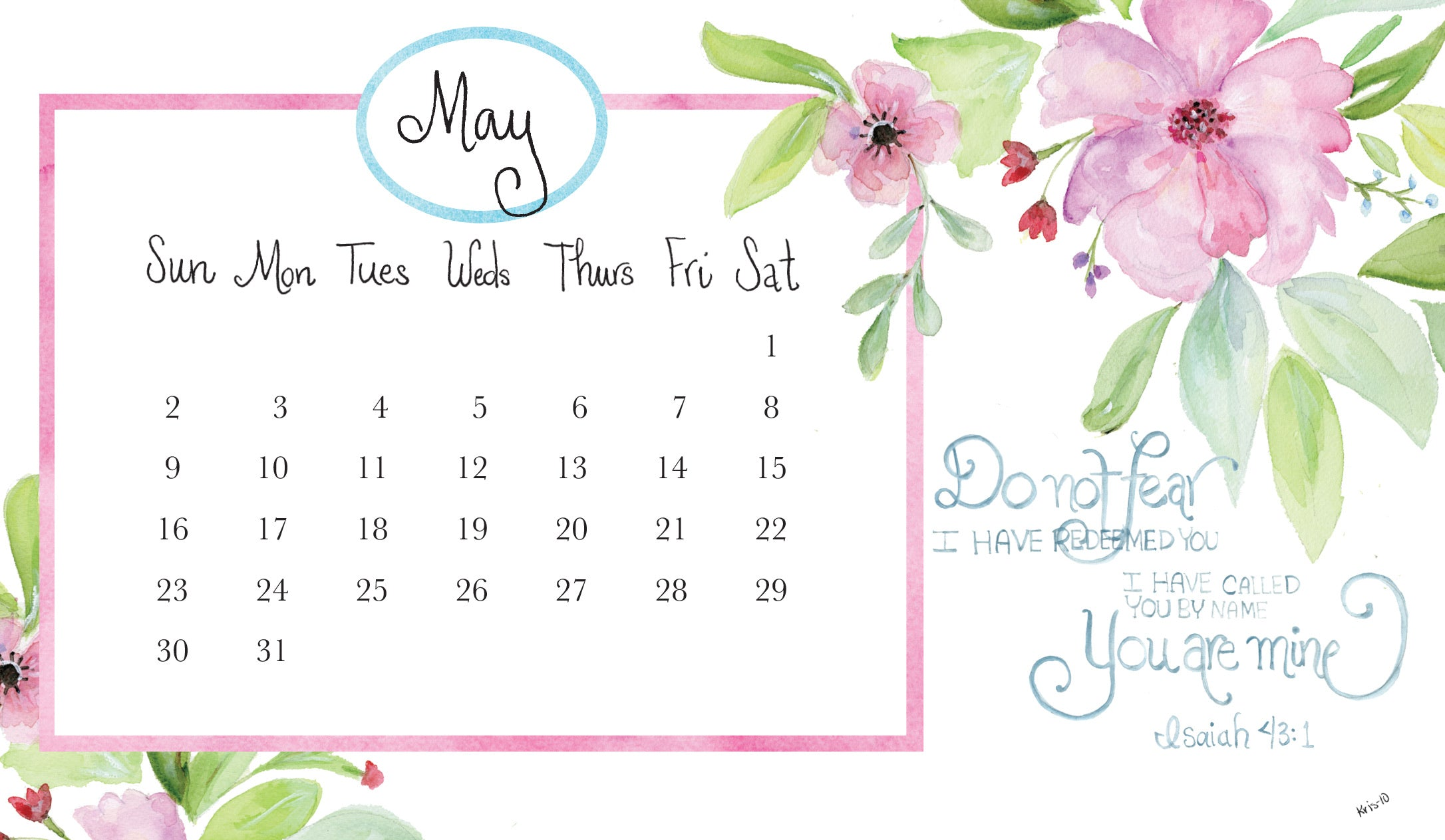 5-Pack • 2021 Desk Calendar Bundle