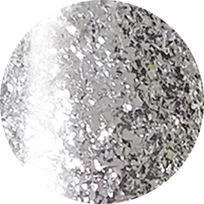 ageha Cosme Color Gel #402 Platinum Sparkle [2.7g] [Jar]