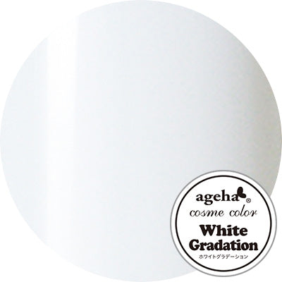 Ageha Gel White Gradation [2.7g] [Jar]